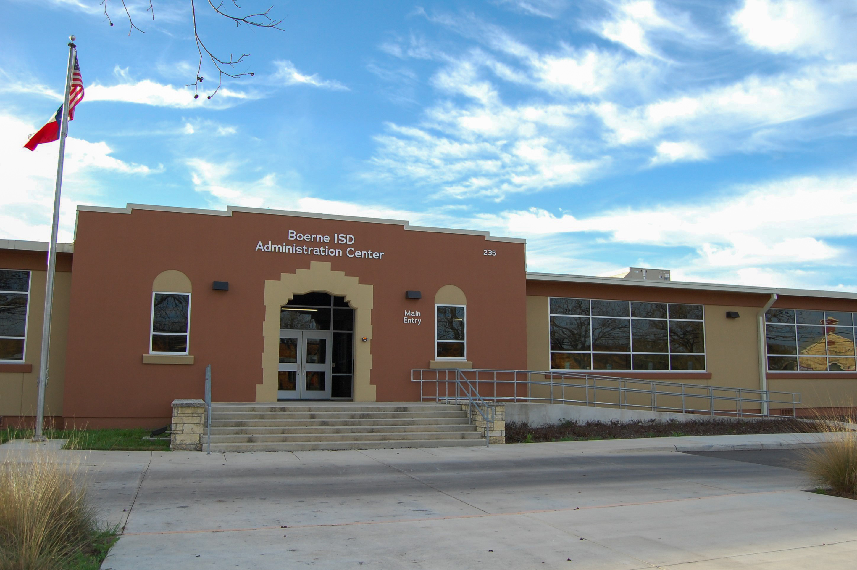Boerne ISD Fabra Administrative Building Conversion
