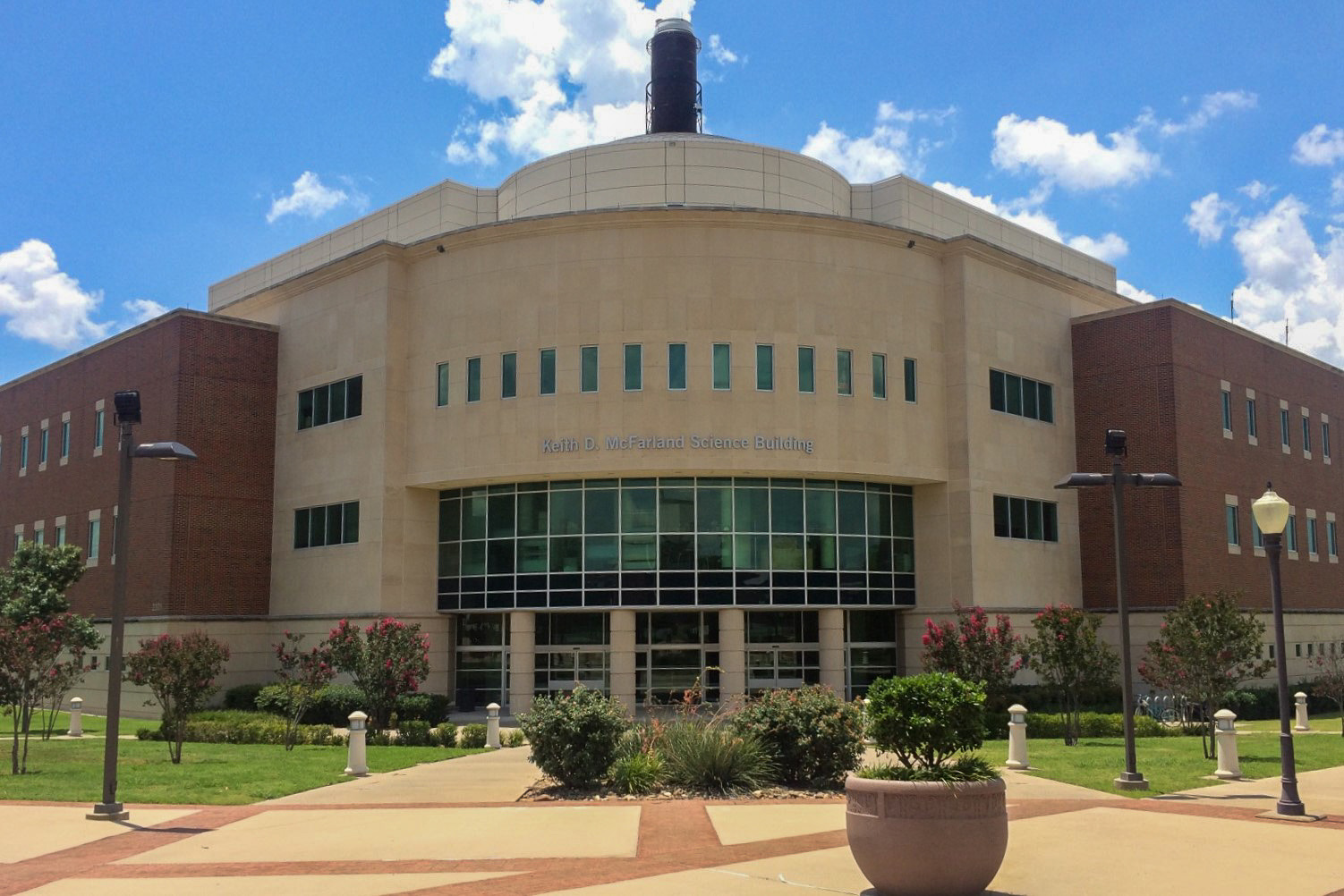 Texas A&M University at Commerce – McFarland Science Building
