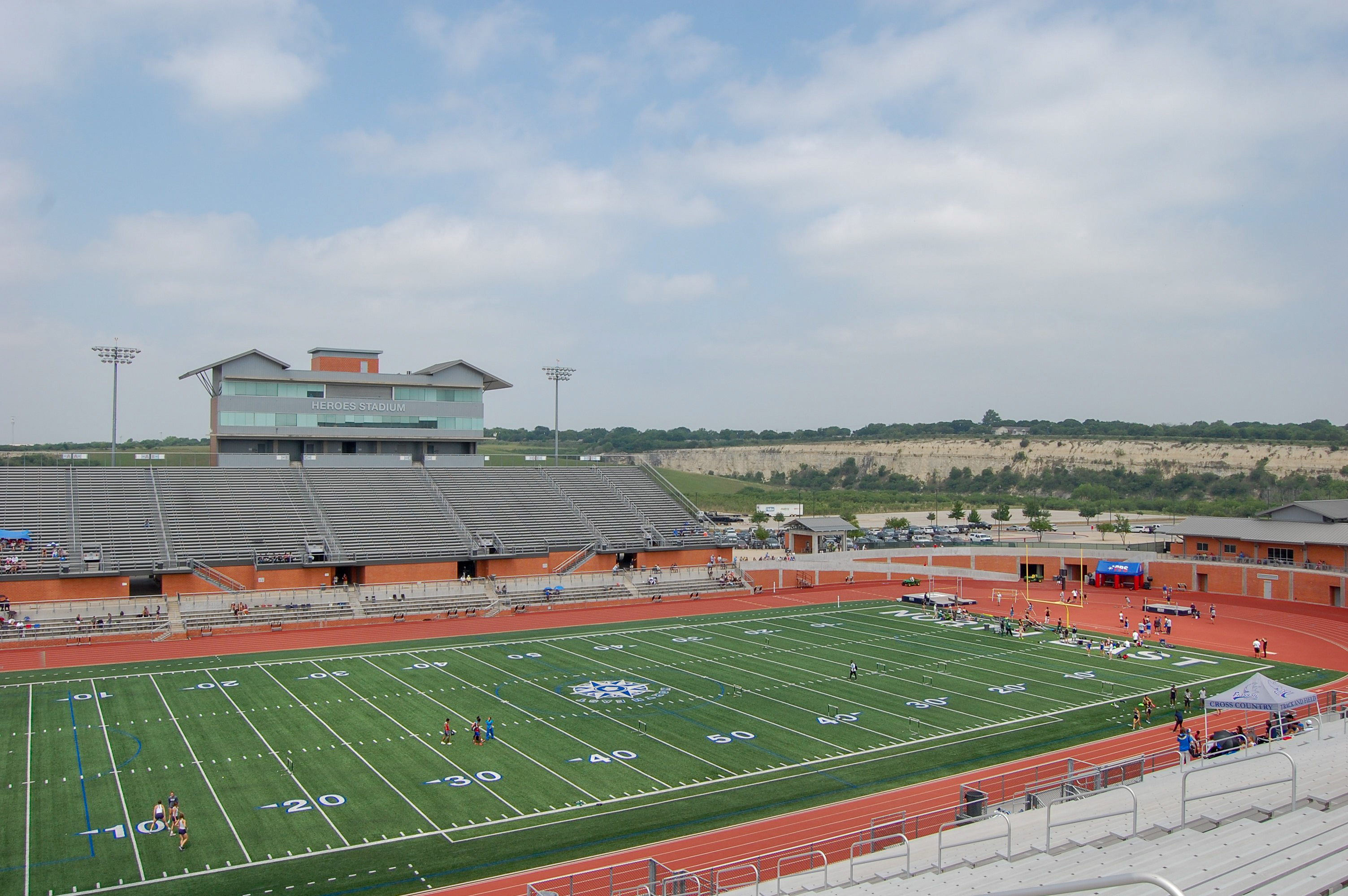 North East ISD Heroes Stadium