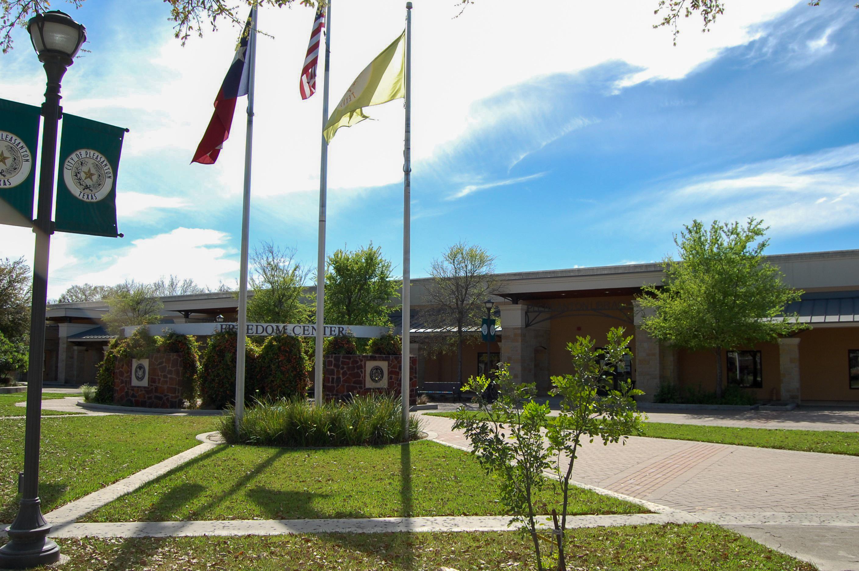 Pleasanton Library / Convention Center