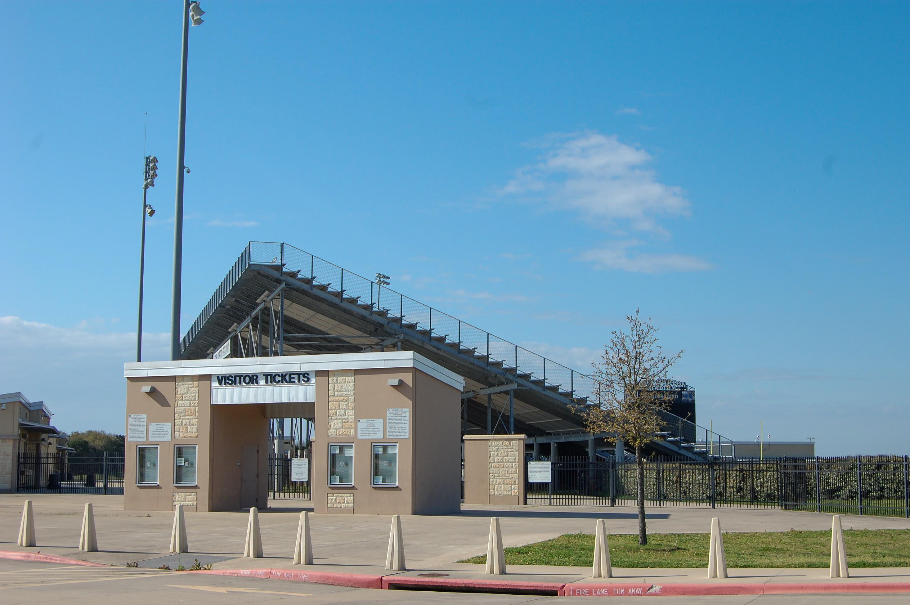 Leander ISD Gupton Stadium
