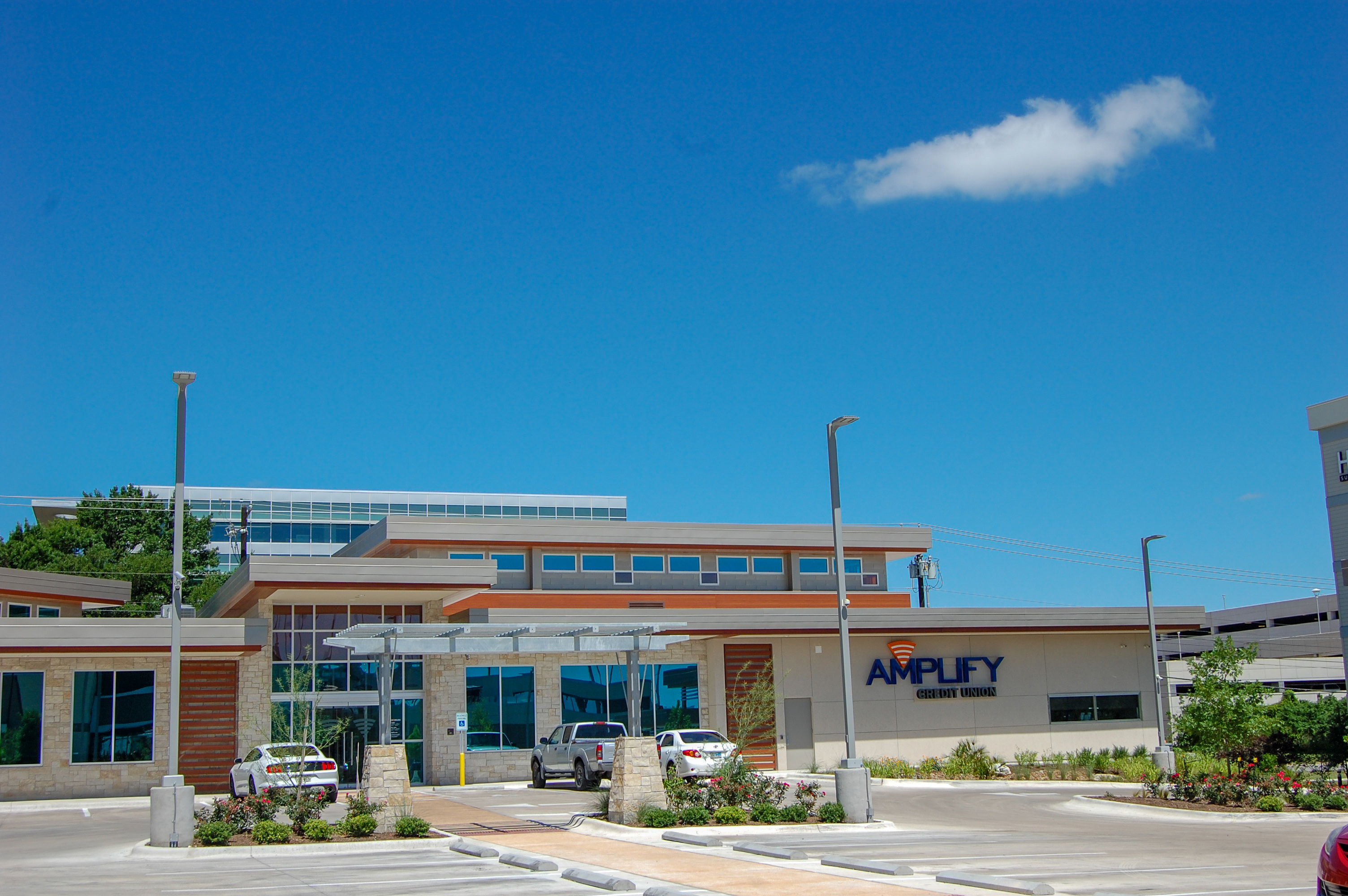Amplify Credit Union, Esperanza Crossing – Austin, Texas