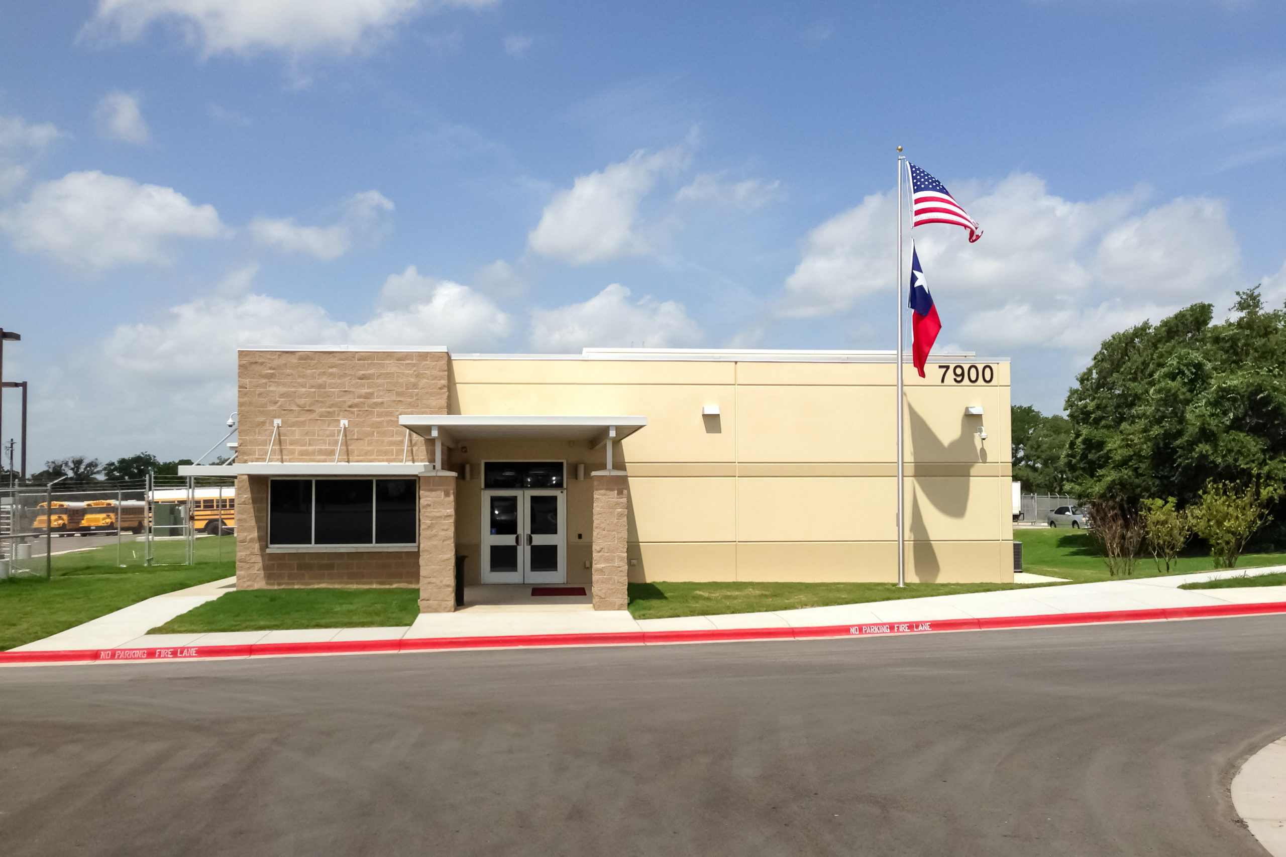 RRISD Westside Transportation Center