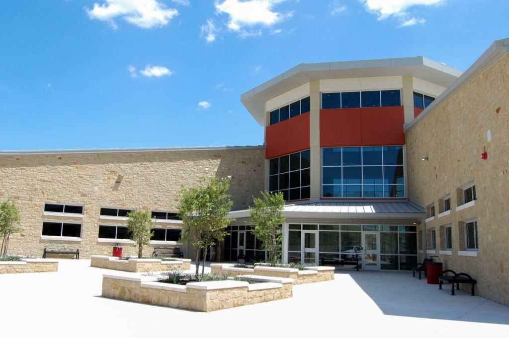 Lake Travis ISD Bee Cave Middle School